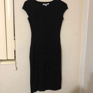 Velvet Torch Black Dress Stunning, Perfect Holiday